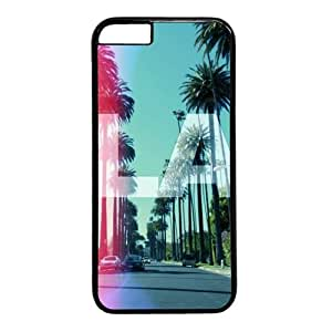BESTER Los Angeles Theme Iphone 6 Case (4.7inch)
