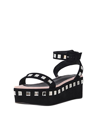 Giuseppe Zanotti Design Femme E70200001 Noir Suède Sandales