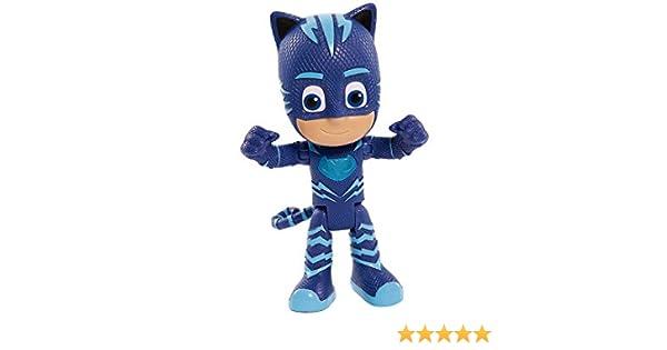 PJ Masks Super Figuras con Voz Bandai 24585: Amazon.es: Juguetes y ...