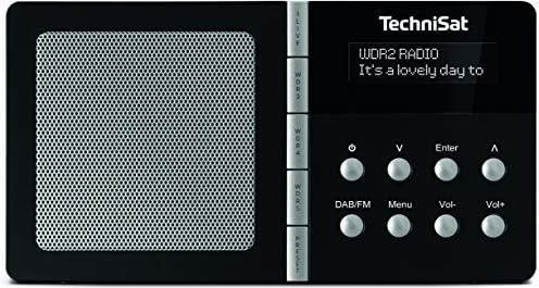Technisat Techniradio 1 Nrw Edition Tragbares Radio Dab Ukw Radiowecker 4 Direktwahltasten Favoritenspeicher Kopfhöreranschluss Heimkino Tv Video