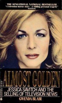 Almost Golden by Gwenda Blair