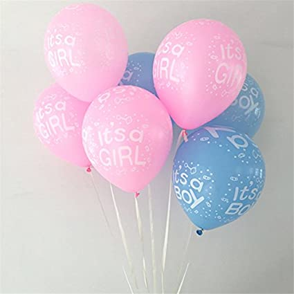 Buy Party Propz Baby Shower Latex Balloon For Baby Shower Balloon