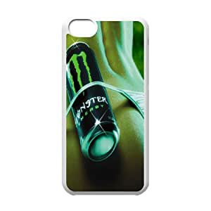 Monster Energy For iPhone 5C Csae phone Case QYK589621