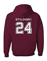Adult Teen Wolf Stilinski 24 Hoodie - READ Important NOTE