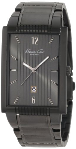 Kenneth Cole New York Men's KC3957 Analog Black Dial Watch, Watch Central