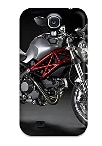 Hot New Snap-on Skin Case Cover Compatible With Galaxy S4- Ducati Monster 1100 7062539K25989182