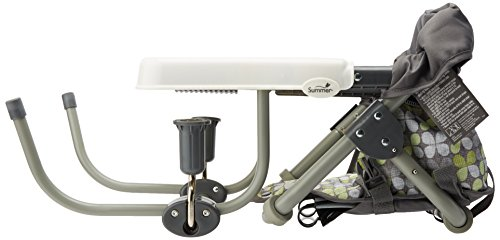Summer Infant SecureSeat Chair & Hook-On Booster (Sassy Seat compare prices)