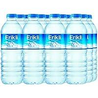 Erikli Bottled Natural Mineral Water PET - 500 ml, Count of 12