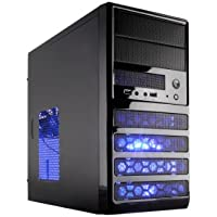 Rosewill RANGER-M Micro ATX Mini Tower Computer Case Chassis w/Power Supply