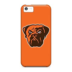 linJUN FENGFashion Tpu Cases For iphone 4/4s- Cleveland Browns 5 Defender Cases Covers