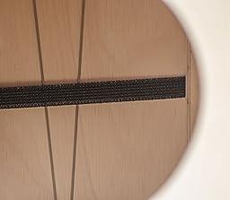 Meinl Percussion HCAJ1MH-M Headliner Series Mahogany Wood String Cajon, Medium Size (VIDEO)