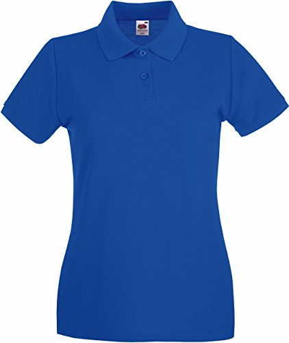 The Loom Blu Fruit Modello Lady Premium Of Polo fit Rww5q