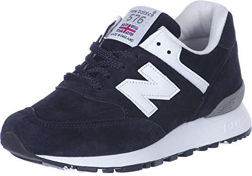 New Balance M576, Men's Low-Top Sneakers Blue