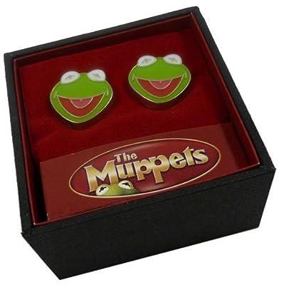 'The Muppets - Kermit Cufflink Set'.