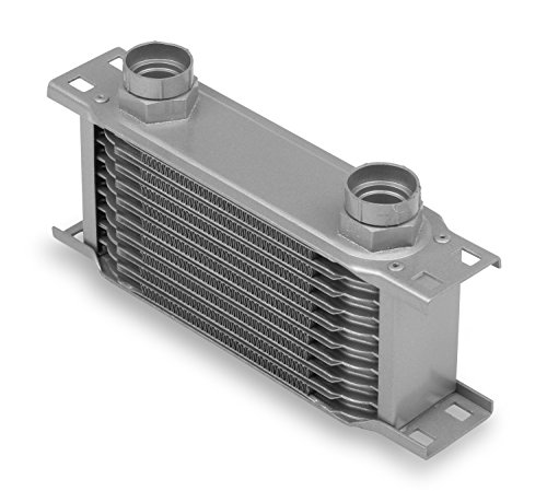 Earl's 21000ERL 10 Row Oil Cooler Core Grey