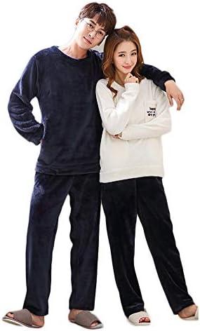 (JUTAOPIN)夫婦 ペアパジャマ冬 寝巻き 人気 両親 パジャマペア 人気 冬 もこもこ フランネル 結婚祝い プレゼント ペア パジャマ パジャマレディース 可愛い 大きいサイズ ふわもこ