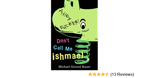 Dont Call Me Ishmael Pdf
