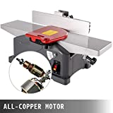 VEVOR Jointers Woodworking 6 Inch Benchtop