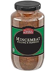 Crosse & Blackwell, MINCE MEAT PLAIN, 12 Pack