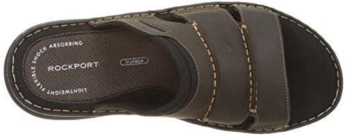 Brown Schuhe Slide Ii Rockport Leather Herren Darwyn 0xngqCwpS