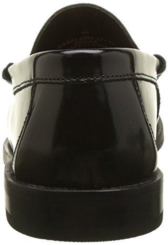 Shine Strike London Base Mocassini Uomo Black 012 Nero FXZZn