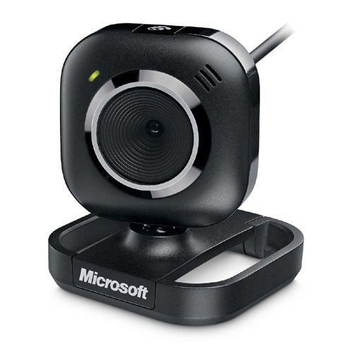 Microsoft LifeCam VX-2000 Webcam - - Webcam Microsoft Microphone With