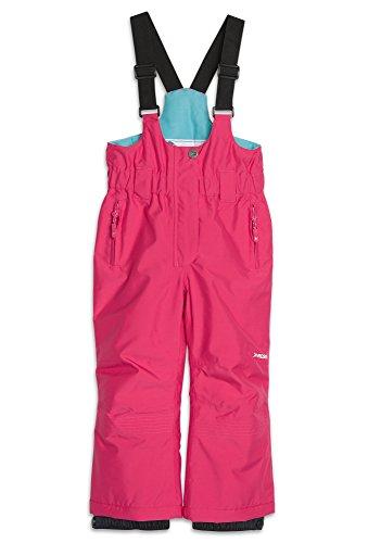 Rossi, Skihose Mit Latz Für Mädchen, Mädchen, Größe 128, pink
