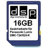 DSP Mémoire Z 405155738955716Go Carte mémoire pour Panasonic Lumix tz41eg K