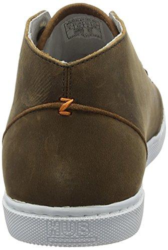 Hub Bond L47, Sneaker Alte Uomo Marrone (Shetland 057)
