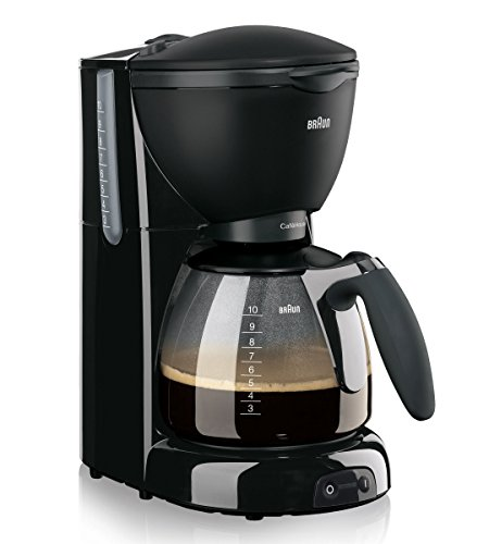 Braun Cafehouse (Kf560) Coffee Maker Machine (220VOLT-WILL NOT WORK HERE IN USA)