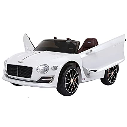 DTI DIRECT, LICENSED BENTLEY EXP 12, RIDE ON CAR FOR KIDS,12 Volt