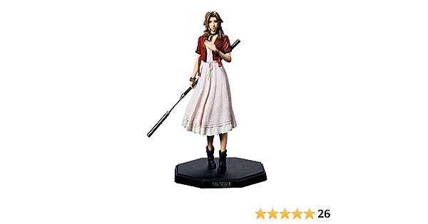 Final Fantasy Game Art Figure Statue Figurine Aerith #4 Photo Print