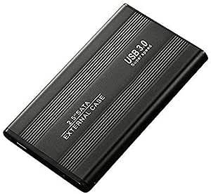 Disco Duro,USB3.0 500GB SSD Disco Duro de Estado S/ólido,Port/átil HDD Antivibraci/ón Sin Ruido Baja Generaci/ón de Calor Plug and Play