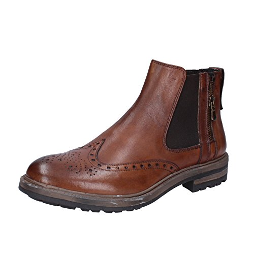 J Chukka BREITLIN Stivaletti Boots Pelle Uomo EU Cuoio Marrone 39 rqrfxpAw