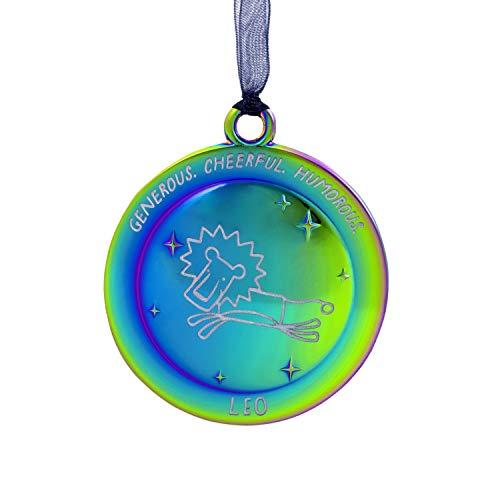 Hallmark Ornament, The Star You Are: Leo Zodiac Astrological Sign (Jul. 23-Aug. 22), Metal