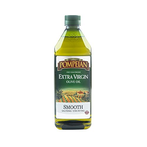 Pompeian Smooth Extra Virgin Olive Oil - 16 Ounce (Best Virgin Hair Distributors)