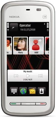 B003DZERC6 Nokia 5230 Quad-band GSM Cell Phone - Unlocked 41m2MiDaXLL.