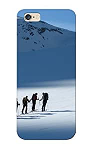 Faddish Phone Mountains Case For Iphone 6 Plus / Perfect Case Cover