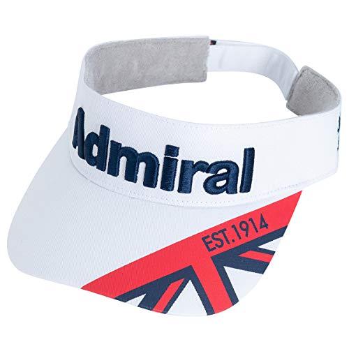애드 미 럴 Admiral 모자 하프 UJ 썬 바이 저 / Admiral Admiral Hat Half UJ Sun Visor