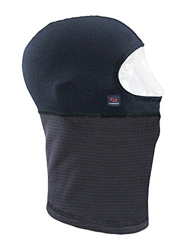 Seirus Innovation 8200 Fireshield Thick N Thin Headliner Balaclava - Complete Head Face and Neck Protection - Flame Resistant TOP (Flame Mask)