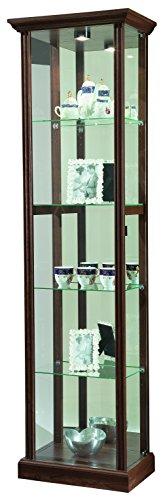Howard Miller Eve Curio/Display Cabinet