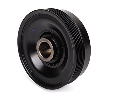 11237525135 Harmonic Balancer Crankshaft Pulley Vibration Damper Compatible For Mini Cooper S R52 R53