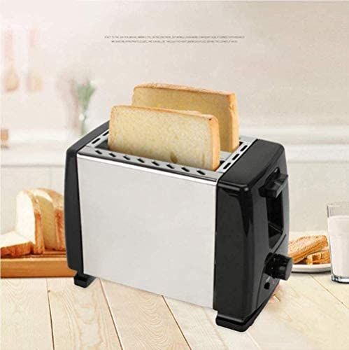Brood Machine Automatische Stainless Steel Toaster 2 Slice Extra Large Controle Grill Sandwich for 220v Met Press Temperatuur Broodrooster Family KNDTA