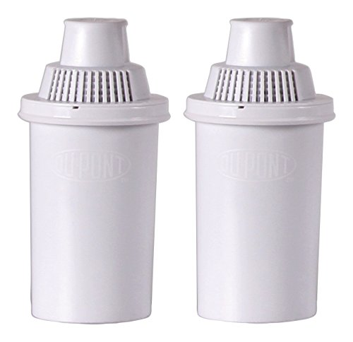 DuPont WFPTC102 High Protection Universal Pitcher Cartridge, 2-Pack by DuPont