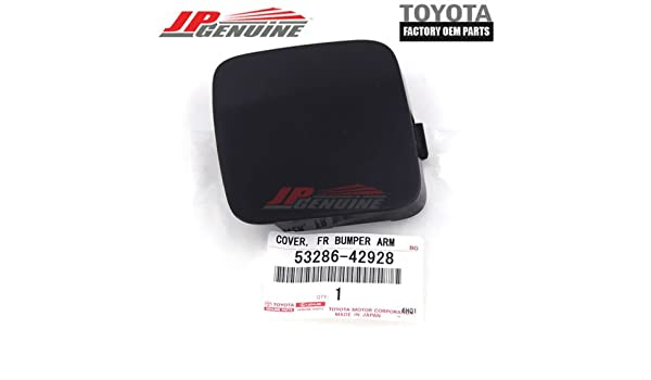 Genuine Toyota Tow Bracket Cover 53286-42928