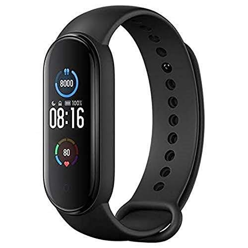 Heypex GJ56 Smart M5 Watch with Fitness Tracker | Heart Rate Counter | Step Counter | Calorie Counter & Activity Tracker…
