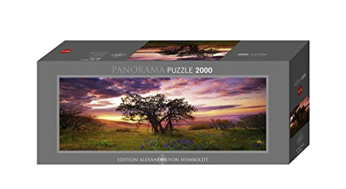 Heye Oak Tree 2000 Piece Panoramic Jigsaw Puzzle