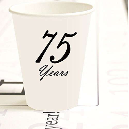 75-YEARS-CLASSY-BLACK-CUP-8-CT-by-Partypro