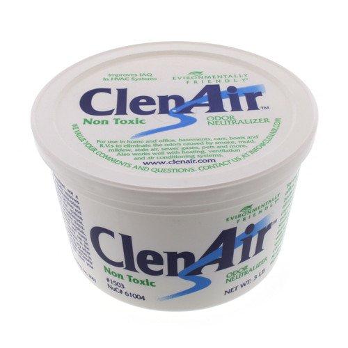 Carpet Air Duct Cleaning (Clenair Odor Neutralizer 3 lb Tub)