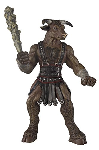 Safari Ltd. Mythical Realms Minotaur with -